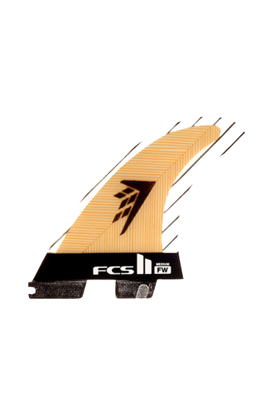 [서프보드핀]FCS II FW PC Carbon Tri Retail Fins