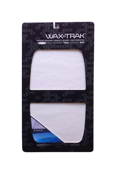 [서프하드웨어]Wax-Track Surfboard Wax Tread Pattern Design